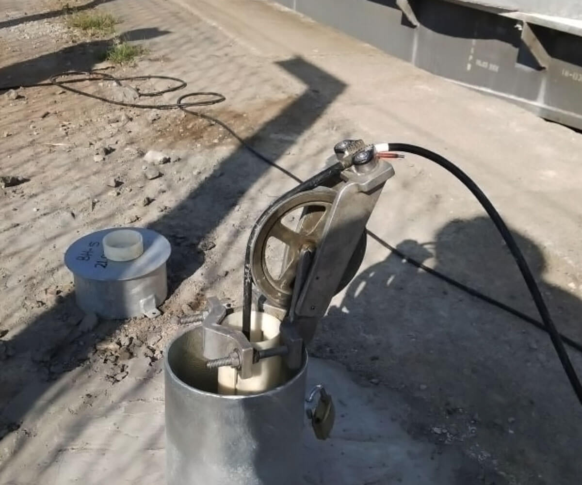 Geotechnical Investigation Measurements